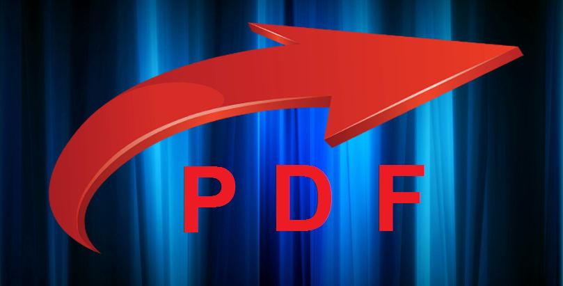 Конвертирование любого файла в формат pdf