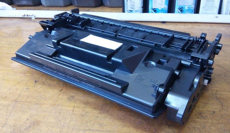 Инструкция по заправке HP CF226X (26X)