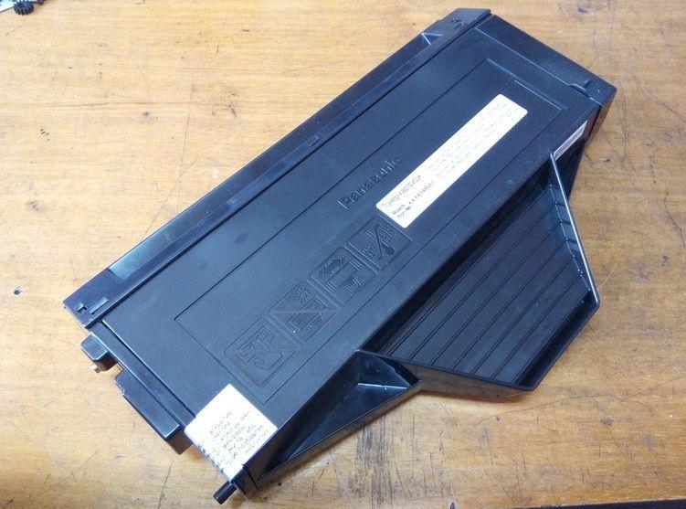 Инструкция по заправке KX-FAT400A7