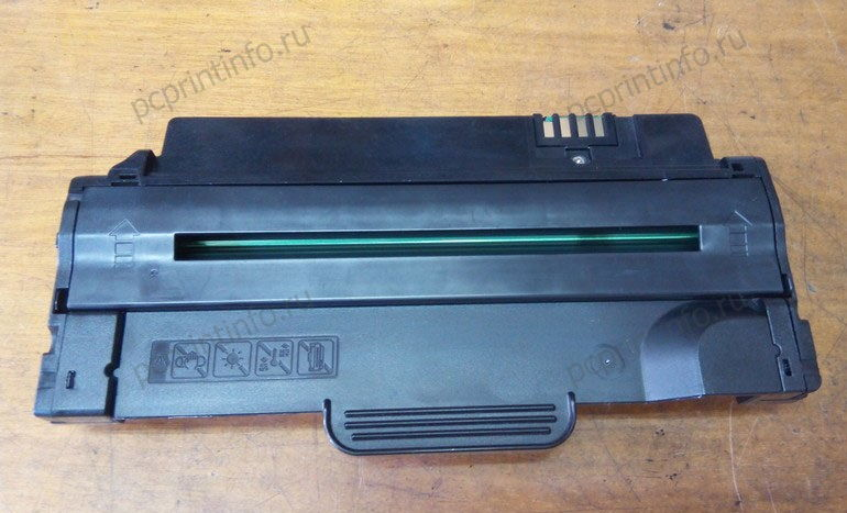 Инструкция по заправке картриджа samsung ml 1210