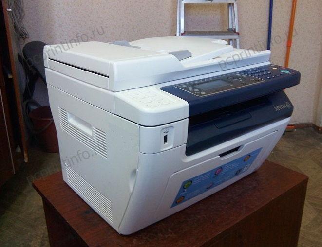 Xerox WC 3045 не видит бумагу. Полная разборка МФУ.
