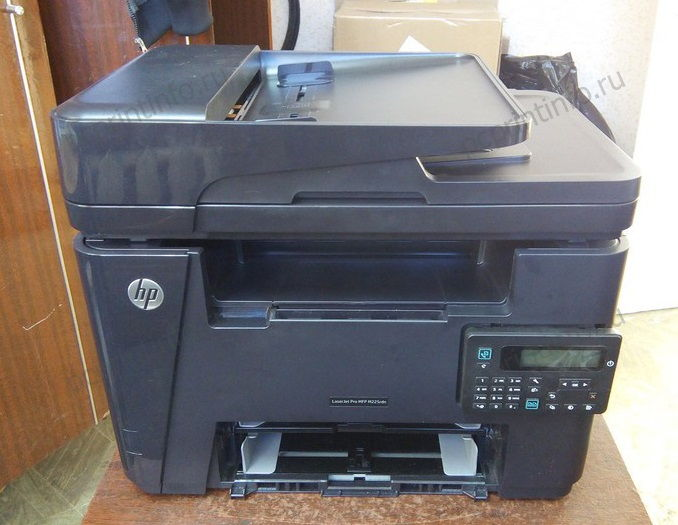 Ремонт автоподатчика (ADF) HP LJ Pro M225